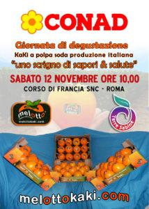 giornata di degustazione del melotto® - Conad Corso di Francia ROMA